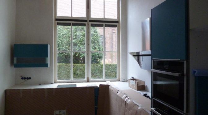 keuken woning 2 staat erin!